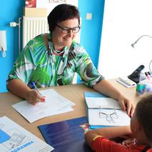 Logopediste Anne Van Hoof